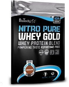 Nitro Pure Whey BioTech Test 1