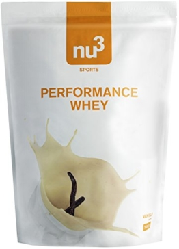 nu3 Performance Whey Test 1
