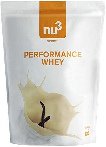 nu3 Performance Whey Test 1
