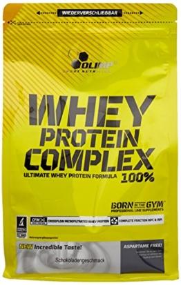 Olimp Whey Protein Complex Test 1
