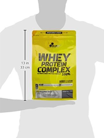 Olimp Whey Protein Complex Test 2