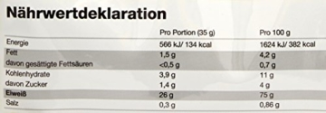 Olimp Whey Protein Complex Test 5