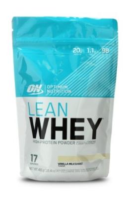 Optimum Nutrition Lean Whey Test 1