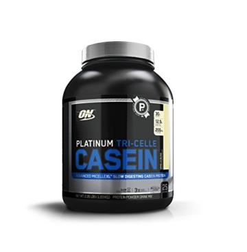 Optimum Nutrition Platinum Tri-Celle Micellar Casein Test 1