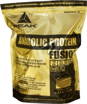 Peak Anabolic Protein Fusion Test 1