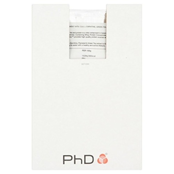 PhD Diet Whey Test 5