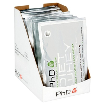 PhD Diet Whey Test 8
