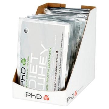 PhD Diet Whey Test 9