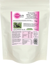 Pink Sun Everyday Whey Protein Concentrate