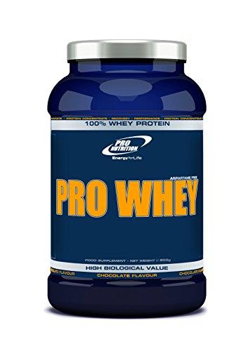 PRO WHEY - Pro Nutrition Whey Test 1