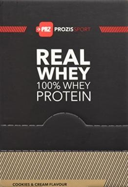 Prozis Sport 100% Real Whey Protein Test 1