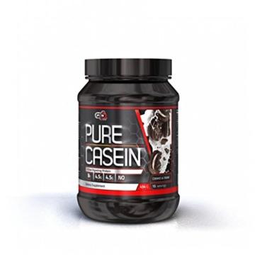 Pure Casein Test 1