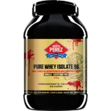 Pure Whey Protein Isolate 96 Test 1