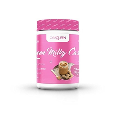 Queen Milky Casein Test 1