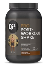 Qui² Pro Post Workout Shake