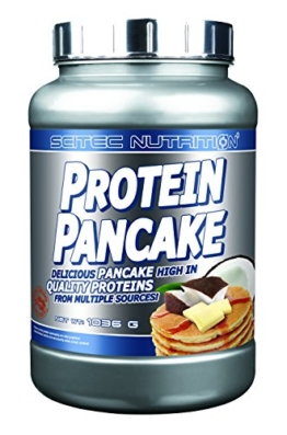 Scitec Nutrition Protein Pancake Test 1