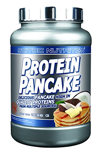 Scitec Nutrition Protein Pancake Test 1