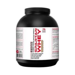 Spartan Biotics Premium Schokoladen-Erdnussbutter Whey Test 1