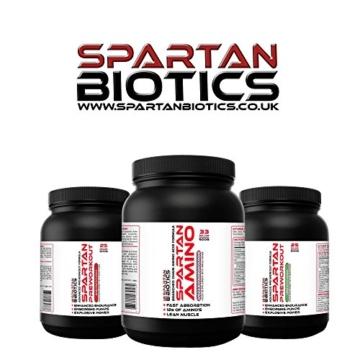 Spartan Biotics Premium Schokoladen-Erdnussbutter Whey Test 6