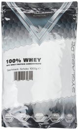 Syglabs Nutrition 100% Whey Protein Concentrate