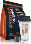 The Protein Works Diet Whey Isolat Test 1