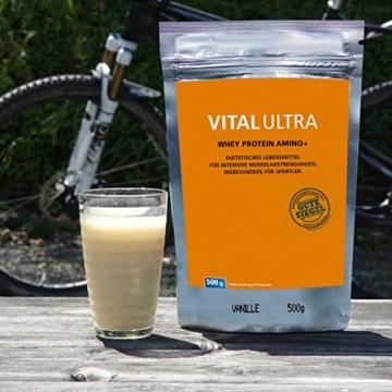 Vital Ultra Whey Protein Amino+ Test 2