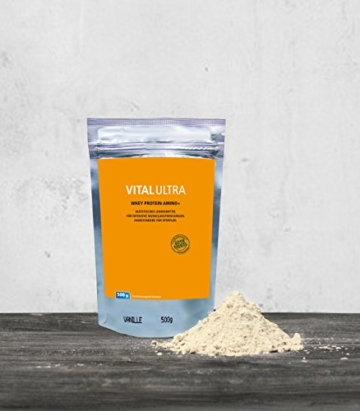 Vital Ultra Whey Protein Amino+ Test 4