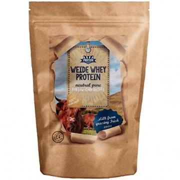 Weide Whey Protein Test 1