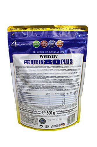 Weider 80 Plus Protein Test 3