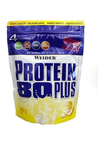 Weider 80 Plus Protein Test 4