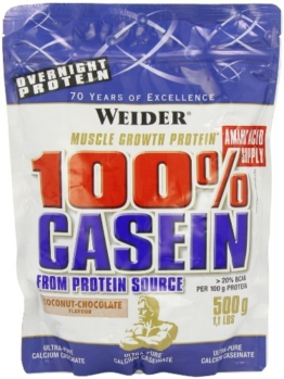 Weider Day & Night Casein Protein Test 1