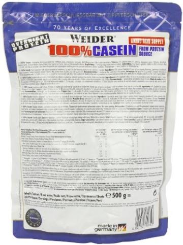 Weider Day & Night Casein Protein Test 5