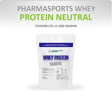 Whey Protein CFM Neutral Test 3