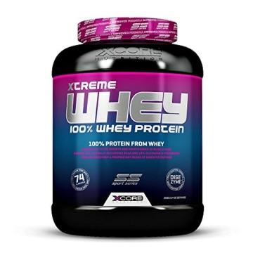 Xtreme Whey Protein Test 1